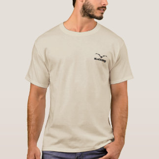 Standard Khaki BlackBird Tactical Shirt
