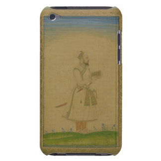 Standing figure of a nobleman, holding a book, fro barely there iPod case
