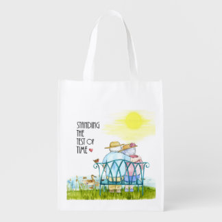 Standing the Test of Time - Reusable Bag