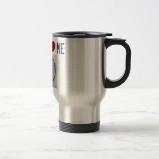 Staph love me Travel mug
