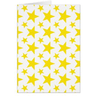 Star 2 Yellow Card