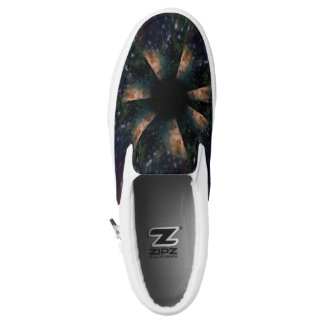Star Burst Printed Shoes
