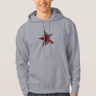 Star Carabiner Hoody