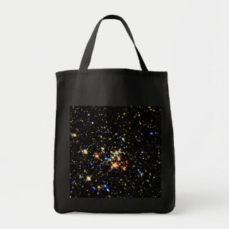 STAR CLUSTER (an outer space design) ~ Canvas Bags