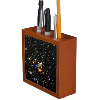STAR CLUSTER (an outer space design) ~ Pencil Holder