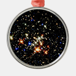 STAR CLUSTER ~ (outer space design) ~ Christmas Ornaments