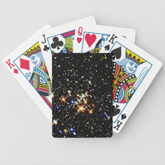 STAR CLUSTER ~ (outer space design) ~ Bicycle Poker Deck