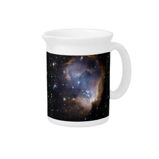 STAR CLUSTER (outer space) ~.jpg Beverage Pitchers
