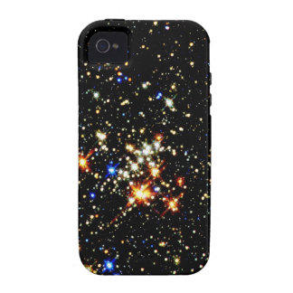 STAR CLUSTER outer space version 2 iPhone 4 Case