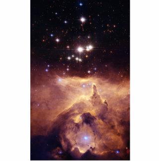 Star Cluster Pismis 24 Space Photo Cutout