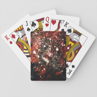 Star Field 1 Playing Cards