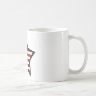 Star Flag Basic White Mug