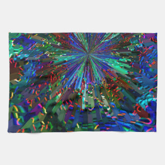 Star Flairs - Cosmic Sparks Hand Towel