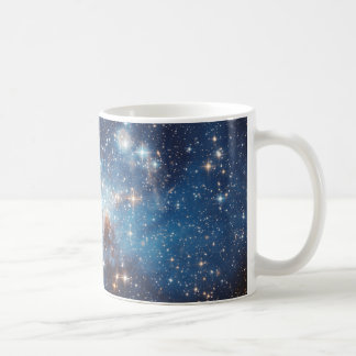 Star-Forming Region LH 95 Basic White Mug