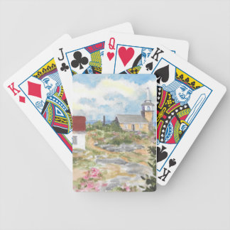 Star Island Isle of Shoals Playing Cards