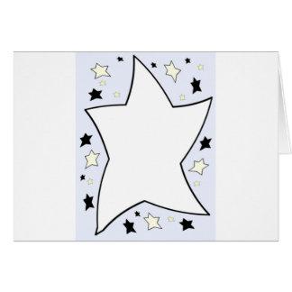 star lilac card