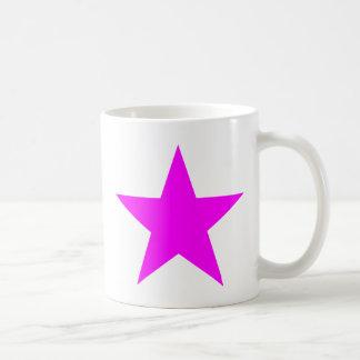 Star Magenta The MUSEUM Zazzle Gifts Coffee Mug