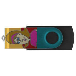 """""""Star Material USB Flash Drive"""