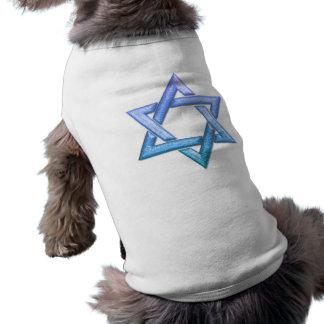 Star of David Pet Shirt
