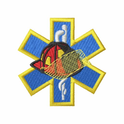 Star Of Life with Helmet