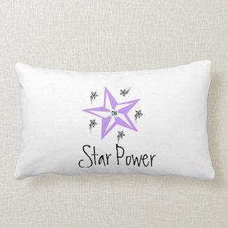 Star power lumbar pillow