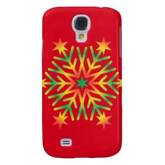 Star Snowflake Galaxy S4 Case
