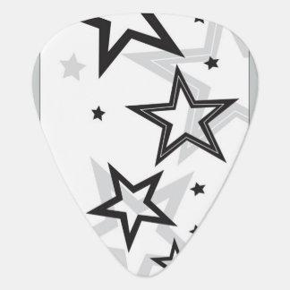 Star trail Guitar Pick