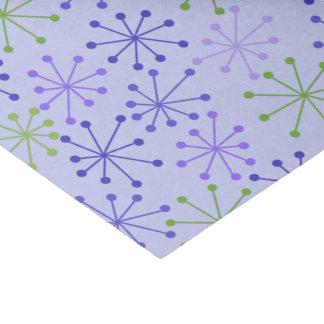 Starbursts Purple Tissue Paper