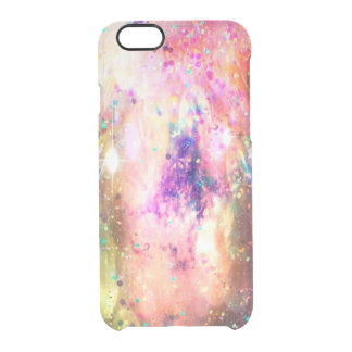 Stardust Clear iPhone 6/6S Case