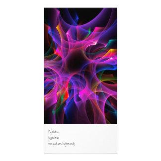Starfish Colony Customized Photo Card