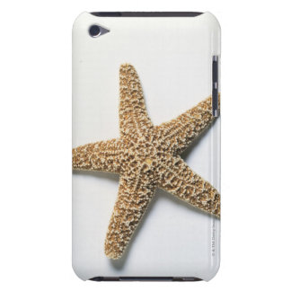 Starfish shell on white background barely there iPod covers