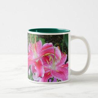 Stargazer Lilly Best Mom Mug