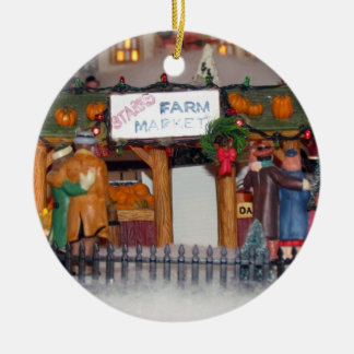 Stark's Farm Market Ornament