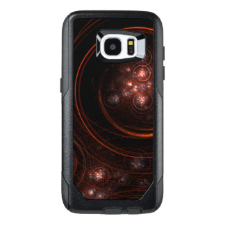 Starlight Abstract Art OtterBox Samsung Galaxy S7 Edge Case