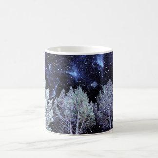 Starlights Basic White Mug