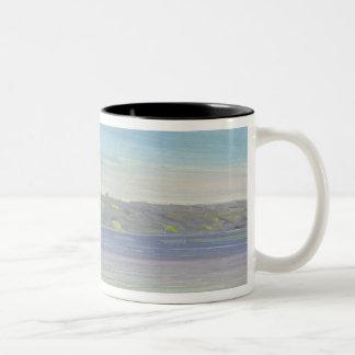 Starnberger See, 1911 Two-Tone Coffee Mug