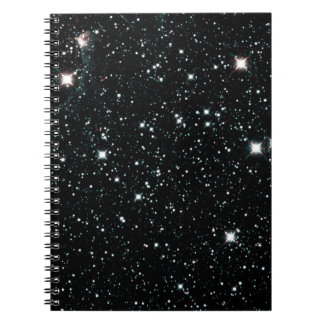 STARRY EXPANSE (an outer space design) ~ Spiral Notebooks
