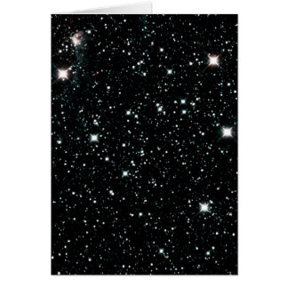 STARRY EXPANSE ~ GREETING CARD
