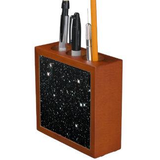 STARRY EXPANSE (v2) (an outer space design) ~ Desk Organizer