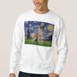 Starry Night - Bull Mastiff #1 Sweatshirt
