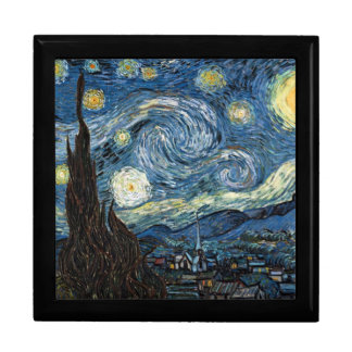 Starry Night by Vincent Van Gogh Gift Box