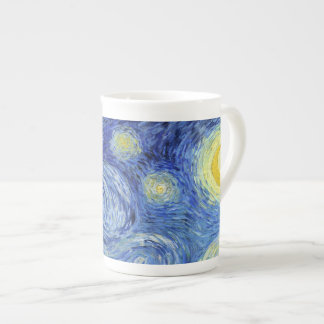Starry Night by Vincent van Gogh Tea Cup