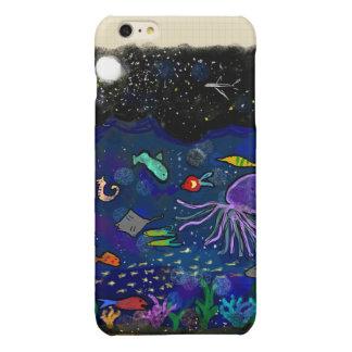 Starry Night over the ocean