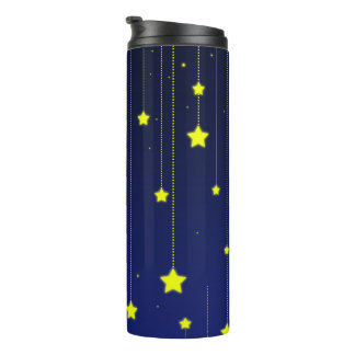 Starry Night thermal tumbler