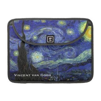 Starry Night Vincent Van Gogh MacBook Pro Sleeve