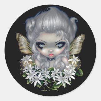 """Starry Wild Jasmine Fairy"" Sticker"