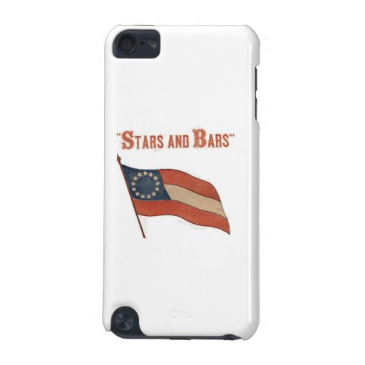 Stars and Bars Hard Shell Case for iPod Touch iPod Touch 5G Covers