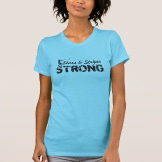 Stars and Stripes Strong! Hammer Throw Shirt