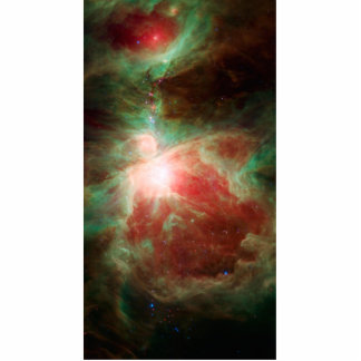 Stars in Orion Nebula Space Standing Photo Sculpture