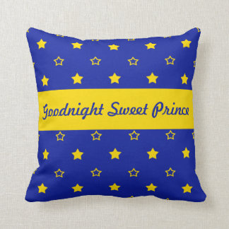 Stars in the Sky Nursery Pillow